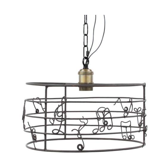 【送料無料】beatsonic SHD23 シルシェード Drum [アイアンランプシェード(LED電球専用)]