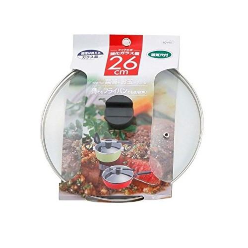 ベストコ ND-5527 [クックエポ 強化ガラス蓋 26cm]
