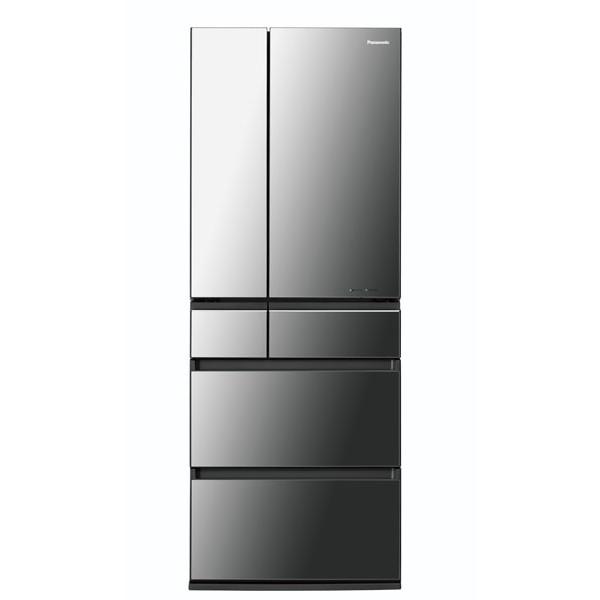 【送料無料】PANASONIC NR-F603HPX-X オニキスミラー [冷蔵庫(600L・フレンチドア)] NRF603HPXX