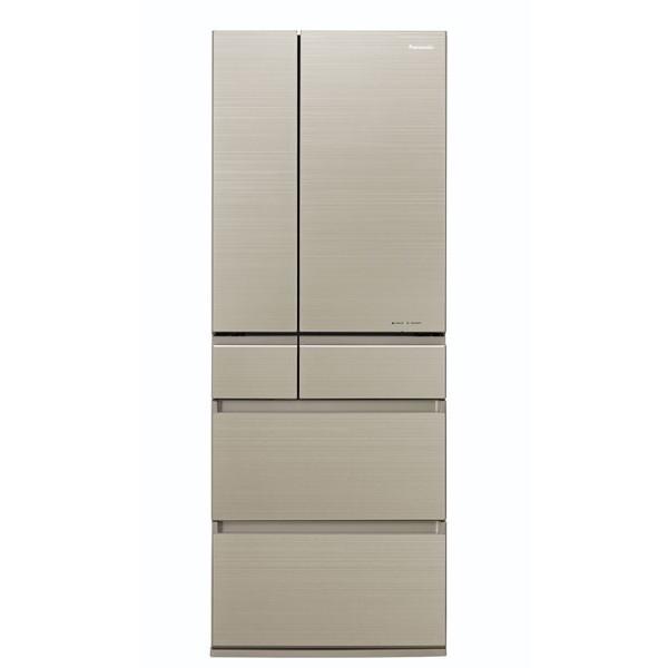 【送料無料】PANASONIC NR-F603HPX-N マチュアゴールド [冷蔵庫(600L・フレンチドア)] NRF603HPXN
