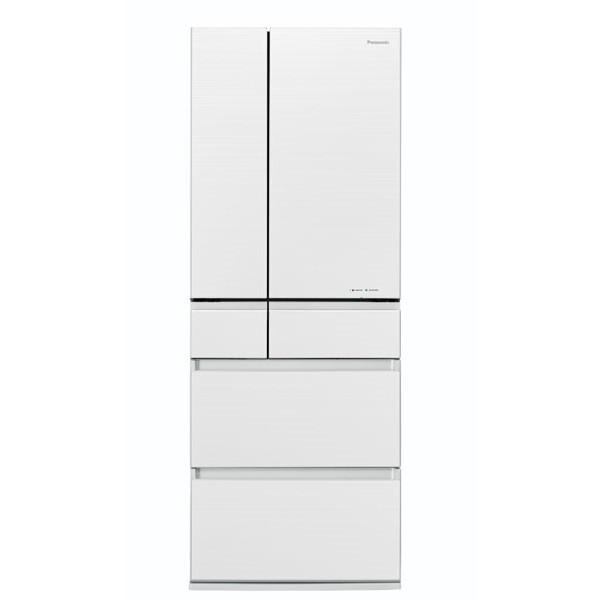 【送料無料】PANASONIC NR-F553HPX-W マチュアホワイト [冷蔵庫(550L・フレンチドア)]