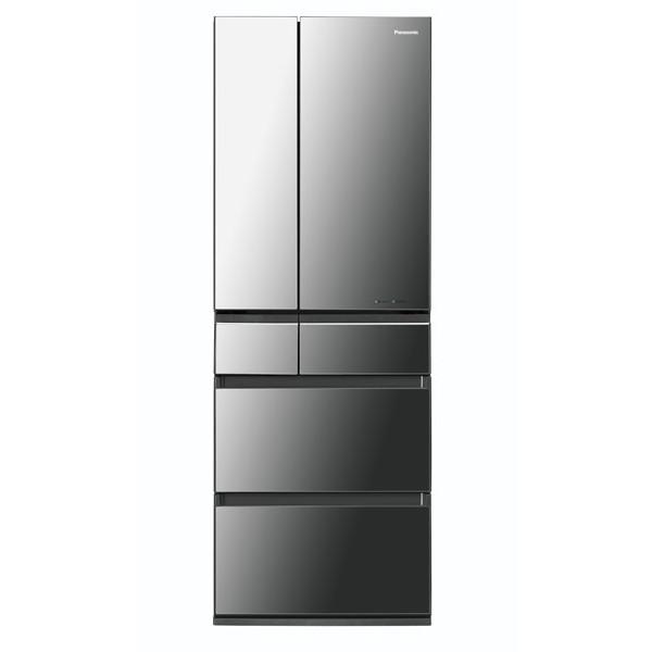 【送料無料】PANASONIC NR-F503HPX-X オニキスミラー [冷蔵庫(500L・フレンチドア)]