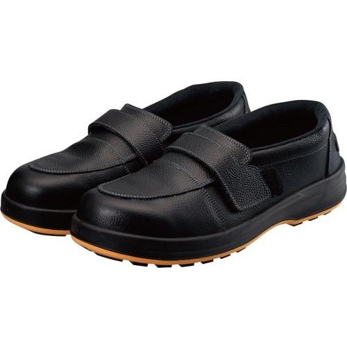 【送料無料】シモン(SIMON) WS17ER-23.5 ブラック [3層底救急救命活動靴 (3層底・23.5cm)]