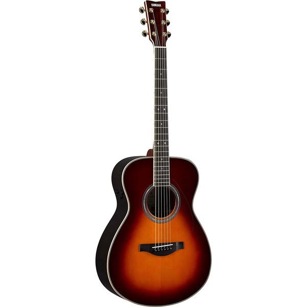 YAMAHA LS-TA BS ブラウンサンバースト [トランスアコースティックギター]
