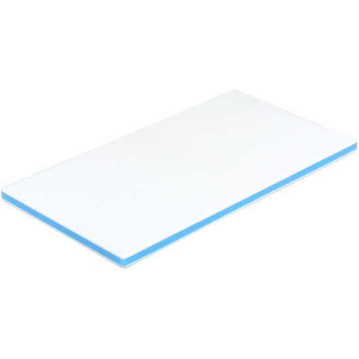 【送料無料】三洋化成 CKB-20ML ブルー [抗菌業務用まな板]