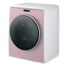 【送料無料】DAEWOO DW-D30A-P ピンク [mini ドラム式洗濯機 (3.0kg)]