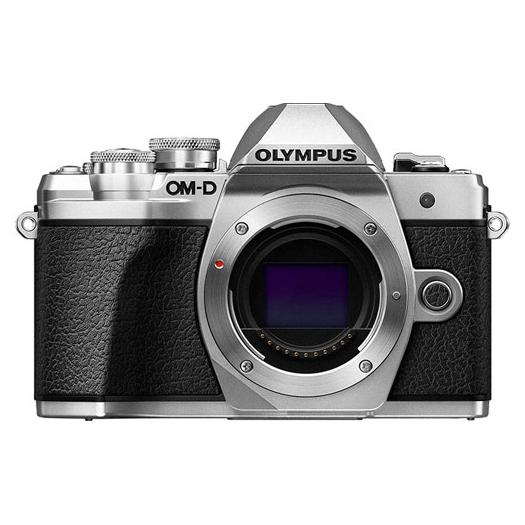 【送料無料】OLYMPUS E-M10 MarkIII BODY SLV シルバー [ミラーレス一眼カメラ (約1605万画素)]