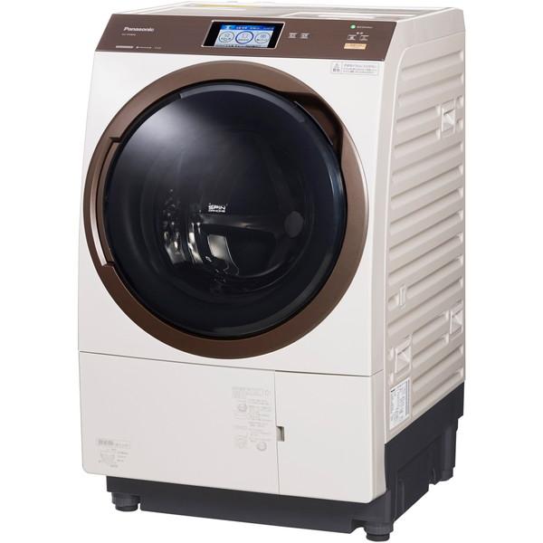 【送料無料】PANASONIC NA-VX9800L-N ノーブルシャンパン [ななめ型ドラム式洗濯乾燥機 (11.0kg) 左開き] NAVX9800LN