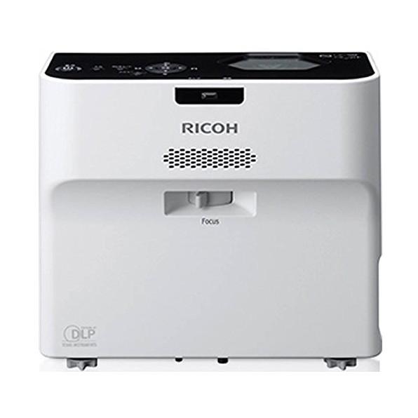 【送料無料】RICOH PJ WX4152 [超短焦点プロジェクター(3500lm・VGA~UXGA)]
