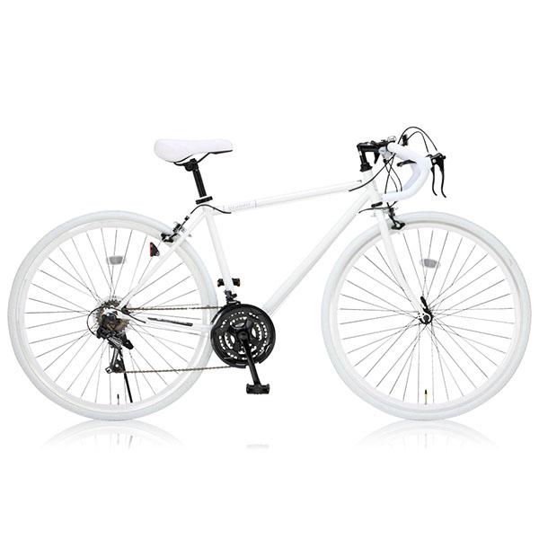 【送料無料】Grandir Sensitive Sensitive ホワイト [ロードバイク(700×28C・シマノ21段変速 女性おすすめ・フレーム470mm)]【同梱配送不可】 通勤【代引き・後払い決済不可】【沖縄・北海道・離島配送不可】自転車 通勤 通学 学生 女性おすすめ 初心者 アウトドア, インポートショップLARIA:bd9aa323 --- sunward.msk.ru
