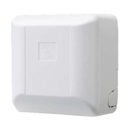【送料無料】オーケー器材 K-KDU573HV [壁掛形エアコン用ドレンアップキット(低揚程・1m・単相200V) 配管スペーサ付]