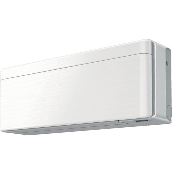 【送料無料】DAIKIN S40VTSXV-W ラインホワイト risora [エアコン(主に14畳用・200V対応・室外電源)]