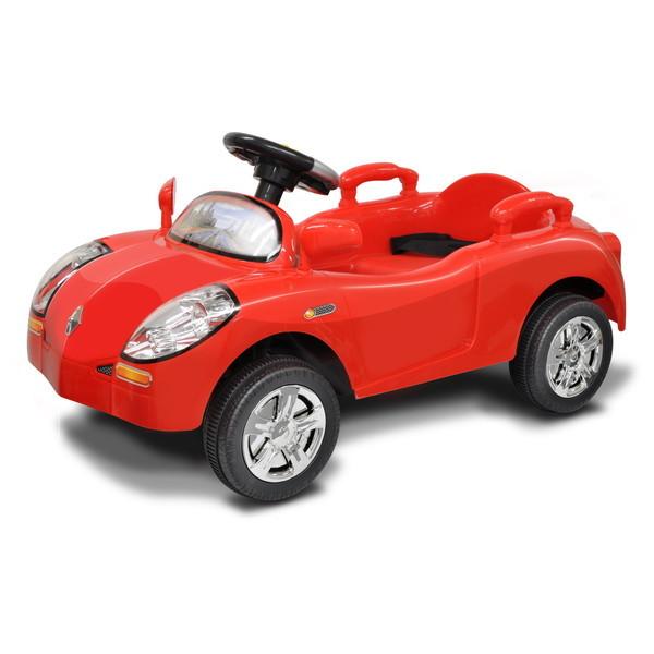 【送料無料】VERSOS(ベルソス) VS-T020-RE [乗車用ラジコン] 子供の運転 リモコン操作 対象年齢3~7歳 積載量最大約30kg クリスマスプレゼント、入園祝いにおすすめ VST020RE