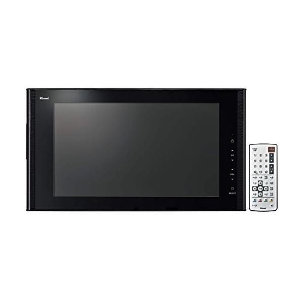 Rinnai DS-1600HV-B ブラック [16V型浴室テレビ (地上・BS・110度CS対応)]