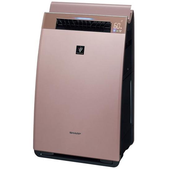 【送料無料】SHARP(シャープ) KI-GX100-N ゴールド系 [加湿空気清浄機 (空気清浄~46畳/加湿~26畳まで)]加湿/除電/高濃度プラズマクラスター25000/花粉/脱臭/ウイルス/ホコリ/パワフルショット/PM2.5対応/フィルター自動掃除