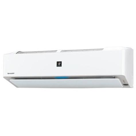 【送料無料】エアコン シャープ AY-H56H2-W 18畳 プラズマクラスター 25000 2018年モデル リモコン付 リビング 子供部屋 寝室 洋室 和室 室内機 工事 工事可 設置可 ayh 冷房 暖房 冷暖房 除湿 200V SHARP