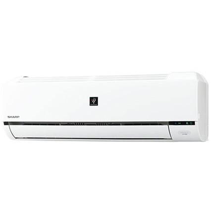 【送料無料】 エアコン シャープ AY-H22D-W 6畳 プラズマクラスター 25000 2018年モデル リモコン付 子供部屋 寝室 洋室 和室 室内機 工事 工事可 設置可 ayh 除菌 冷房 暖房 冷暖房 除湿 エアコン 100V SHARP