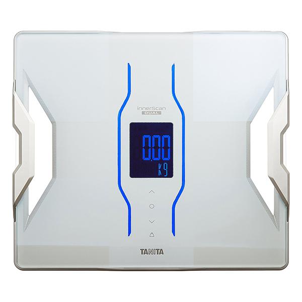 タニタ 体重計 RD-907-WH ホワイト bluetooth スマホ連動 アプリで管理 TANITA RD907 体組成計 体脂肪計 日本製 バックライト 体重50g単位 Bluetooth iphone Android RD-909と同等品