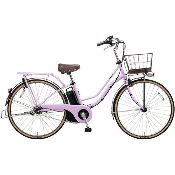 【送料無料】PANASONIC BE-ELTA632-P ライラック ティモ・I [電動アシスト自転車(26インチ・内装3段変速)] 【同梱配送不可】【代引き・後払い決済不可】【本州以外の配送不可】