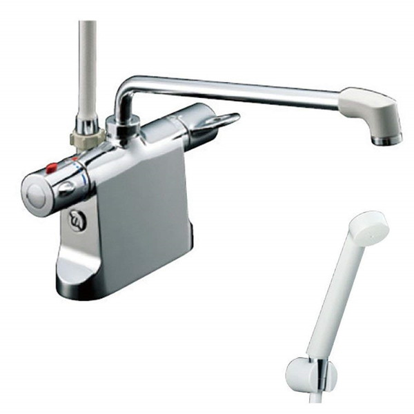 【送料無料】INAX BF-B646TSD(300)-A120 [サーモスタット付シャワーバス水栓]