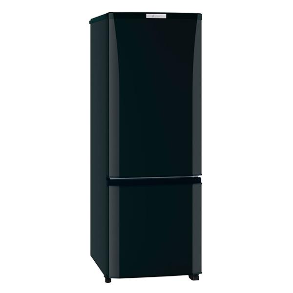 【送料無料】MITSUBISHI MR-P17D-B サファイアブラック Pシリーズ [冷蔵庫 (168L・右開き)]コンパクト 小型 一人暮らし 学生 独身 単身 新生活 出張 寝室 部屋 現場 事務所 ホテル 静音 軽量 大容量 ファン式自動霜取