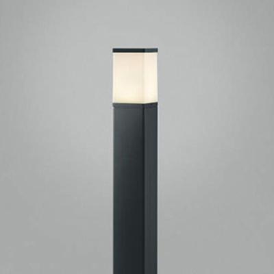 コイズミ AUE664151 ブラック [LEDガーデンライト灯具 表ネジ式 60W相当 電球色 290lm]