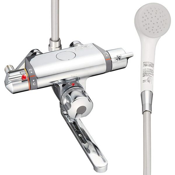 【送料無料】TOTO TMF47E1R [浴室用 壁付サーモスタット混合水栓(定量止水タイプ)]