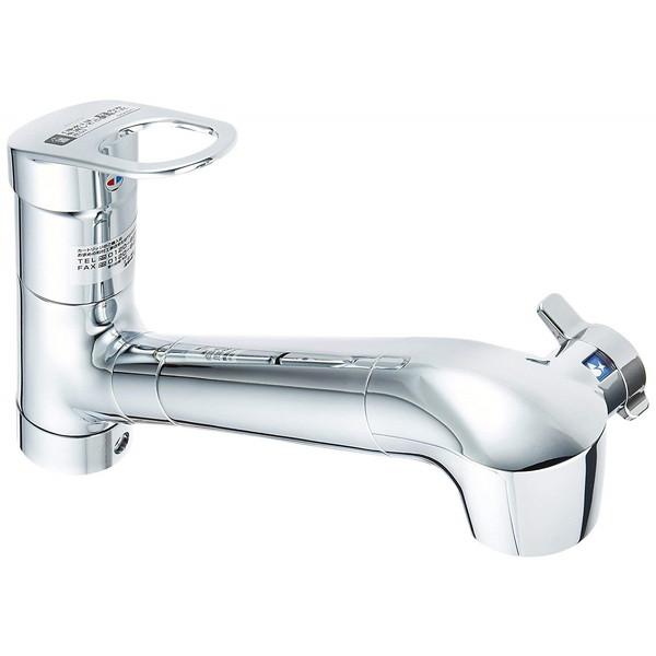 【送料無料】TOTO TKGG38ER [キッチン用水栓(浄水器内蔵・ハンドシャワー・台付1穴)]