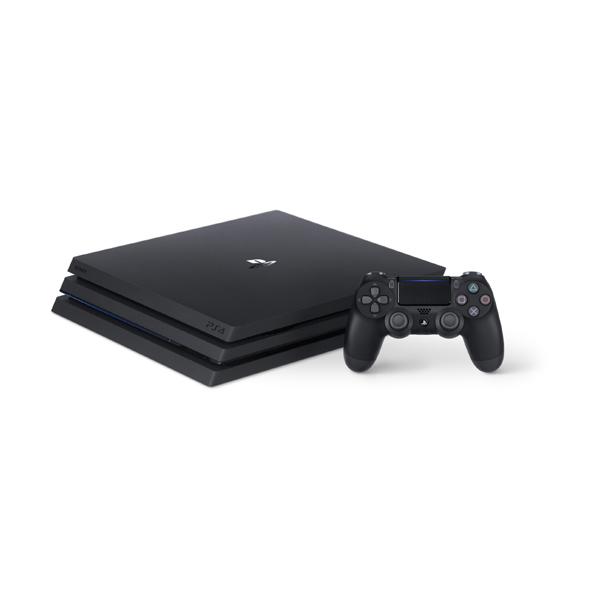 SIE CUH-7200CB01 ジェット・ブラック [PlayStation4 Pro(HDD 2TB)]