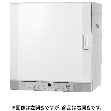 Rinnai RDT-52SA-R-LP ピュアホワイト 乾太くん [ガス衣類乾燥機(乾燥容量5.0kg/プロパンガス/右開き)]
