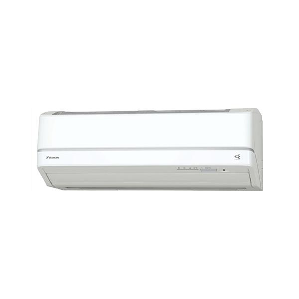 【送料無料】ダイキン (DAIKIN) S56VTRXP-W [エアコン (主に18畳用・200V対応)] ホワイト うるさら7 RXシリーズ うるるとさらら 2018年モデル お掃除機能 加湿 冷房 暖房 ストリーマ 工事可 設置可 工事