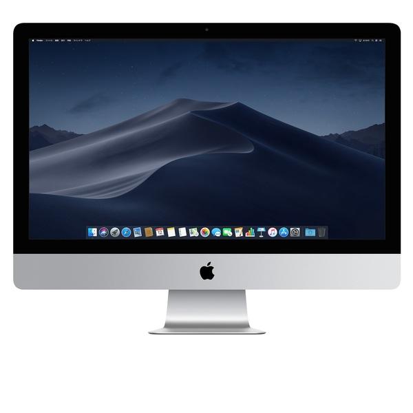 【送料無料】APPLE MNEA2J/A iMac Retina 5Kディスプレイモデル [デスクトップパソコン 27インチ液晶 Fusion Drive 1TB]