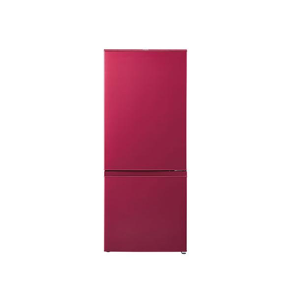 【送料無料】AQUA AQR-18H-R ルージュ [冷蔵庫 (184L・右開きタイプ)] 【代引き・後払い決済不可】【離島配送不可】