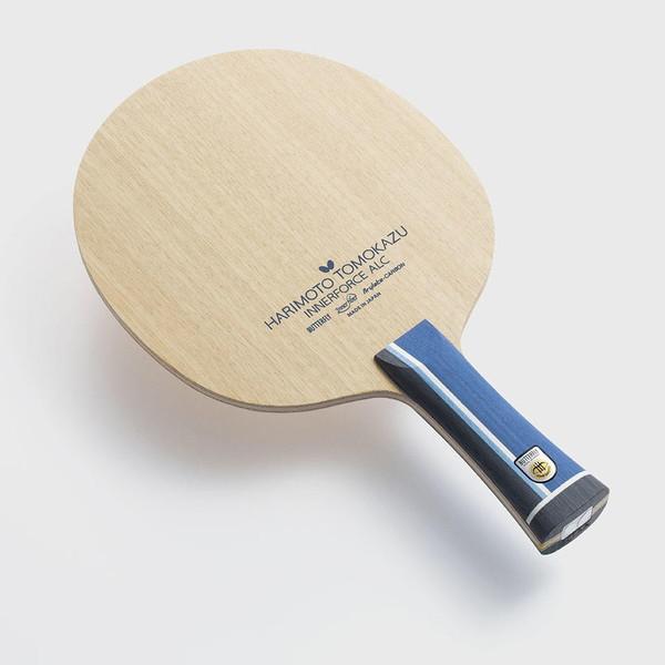 【送料無料】卓球ラケット シェーク Butterfly バタフライ 張本智和 インナーフォース ALC AN シェークハンド フレア 卓球 スポーツ