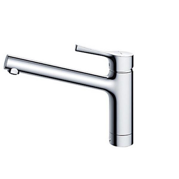 TOTO TKS05301J GGシリーズ (台所用水栓) [シングル混合水栓 (ノーマルタイプ・台付き1穴・寒冷地共用)]