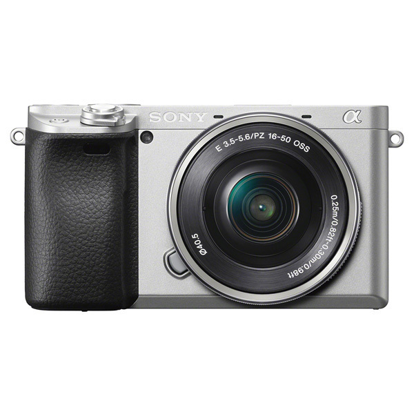 【送料無料】SONY ILCE-6400L-S パワーズームレンズキット (2420万画素)+(E シルバー α6400 ILCE-6400L-S [デジタル一眼カメラ (2420万画素)+(E シルバー PZ 16-50mm F3.5-5.6 OSS(SELP1650)], olive&popeye:bd6f0ca2 --- sunward.msk.ru