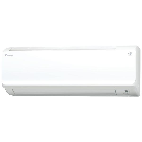【送料無料】【早期工事割引キャンペーン実施中】DAIKIN S56WTFXV-W ホワイト FXシリーズ [エアコン (主に18畳用・単相200V)]