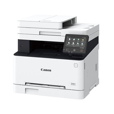 CANON MF644CDW Satera [A4カラーレーザー複合機]
