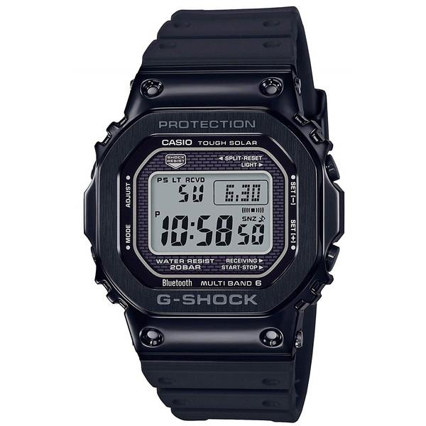 【送料無料 GMW-B5000G-1JF】CASIO(カシオ) GMW-B5000G-1JF ブラック G-SHOCK ブラック [ソーラー電波腕時計 G-SHOCK (メンズウォッチ)], 素数オンラインショップ:aab39250 --- sunward.msk.ru
