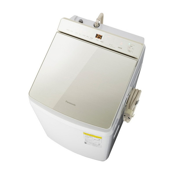 【送料無料】PANASONIC NA-FW100K7-N シャンパン [洗濯乾燥機 (10.0kg)]【代引き・後払い決済不可】