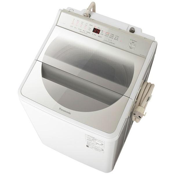 【送料無料】PANASONIC NA-FA100H7-N シャンパン [全自動洗濯機(10.0kg)]