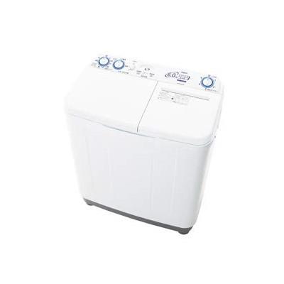 【送料無料】AQUA AQW-N60 ホワイト [2槽式洗濯機 (6.0kg)]