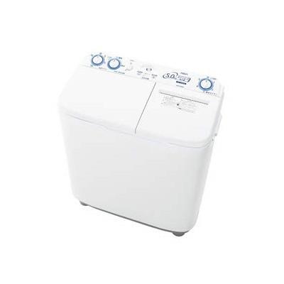 【送料無料】AQUA AQW-N50 ホワイト [2槽式洗濯機 (5.0kg)]