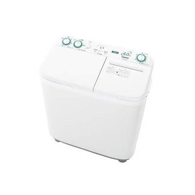 AQUA AQW-N40 ホワイト [2槽式洗濯機 (4.0kg)]