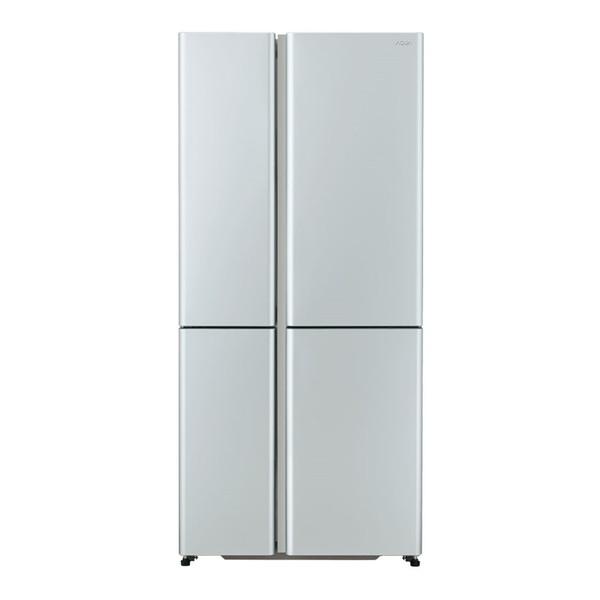 【送料無料】AQUA AQR-TZ51H サテンシルバー [冷蔵庫 (512L・フレンチドア)]【代引き・後払い決済不可】