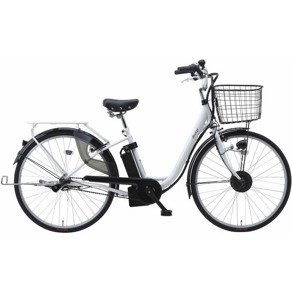 [電動アシスト自転車(26インチ・内装3段)] kaihou BM-PZ100WH ホワイト suisui 学生 通勤 通学 OL 祝 入学 アウトドア サイクリング メーカー直送