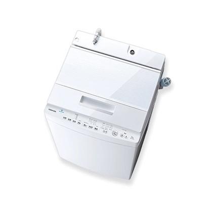 【送料無料】東芝 AW-8D8 グランホワイト ZABOON [簡易乾燥機能付洗濯機(8.0kg)]