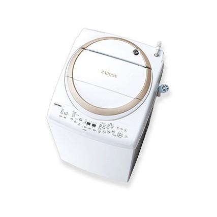 東芝 AW-8V8 グランホワイト ZABOON [洗濯乾燥機(8.0kg)]【代引き・後払い決済不可】