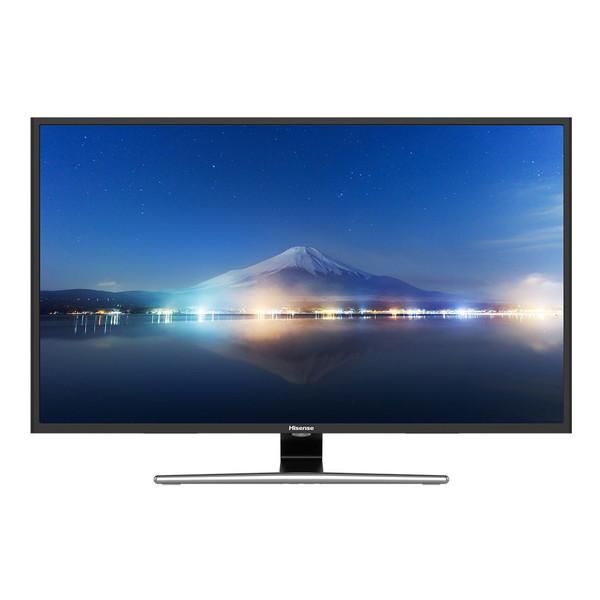 立体感ある高画質映像で、書斎、寝室、プライベートルーム、オフィスにより美しく、よりクールに映えるハイビジョン32型液晶テレビ || メーカー3年保証 Hisense 32E50 [32V型 地上・BS・CSデジタル ハイビジョン 液晶テレビ]