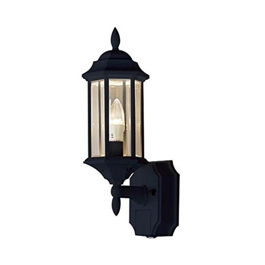PANASONIC LGWC85205B オフブラック [LEDポーチライト(40形電球1灯相当)]